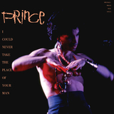 Prince ‎/ I Could Never Take The Place Of Your Man, Hot Thing (12' Vinyl)
