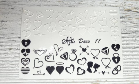 Слайдер Arti 3D Deco № 011