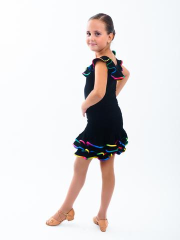 Детский топ для танцев арт. 405/3