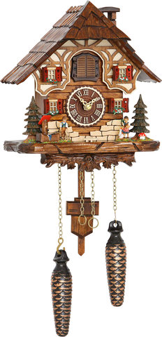 Часы с кукушкой Trenkle 4202 QM