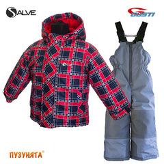 Комплект для мальчика зима Salve SWB 4858 True Red