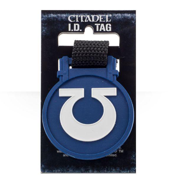 Citadel I.D. Tag - Ultramarines