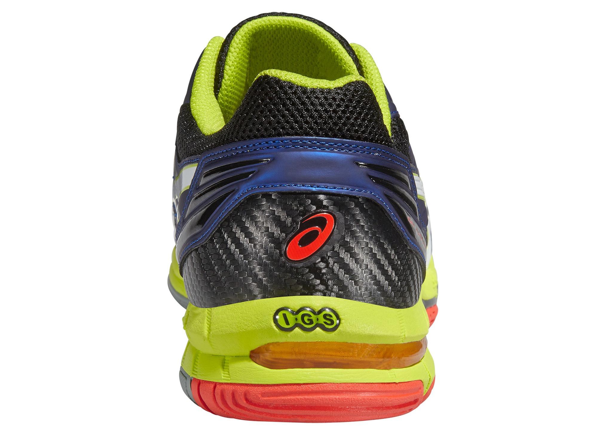 Мужские кроссовки для волейбола Асикс Gel-Volley Elite 3 (B500N 5001) синие фото