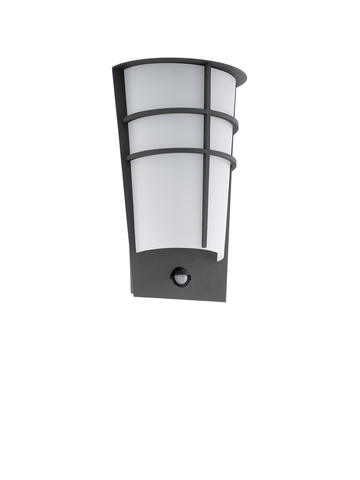Уличный светильник с датчиком движения Eglo BREGANZO 1 96018