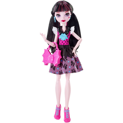 Kukla Monster High Draculaura Doll