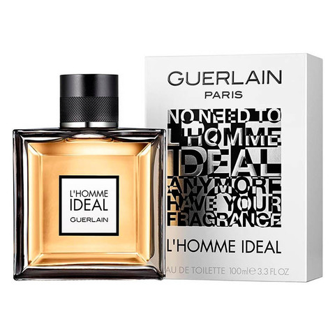 Guerlain L'homme Ideal edt 100 ml