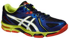 Мужские волейбольные кроссовки Asics Gel-Volley Elite 3 (B500N 5001) синие