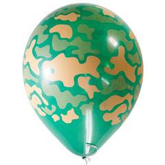 Воздушный шар с Камуфляжем