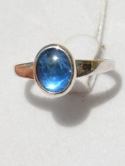 Лори О аквамарин(кольцо  из серебра)
