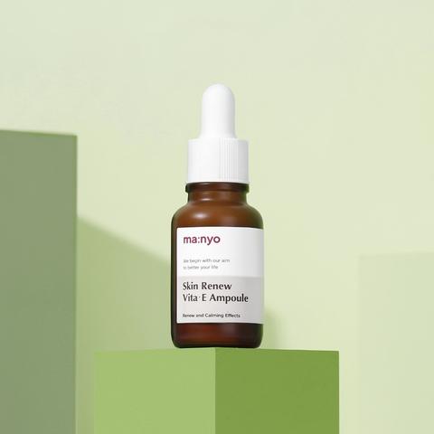 Обновляющая сыворотка с витамином Е, 15 мл / Manyo Factory Skin Renew Vita E Ampoule
