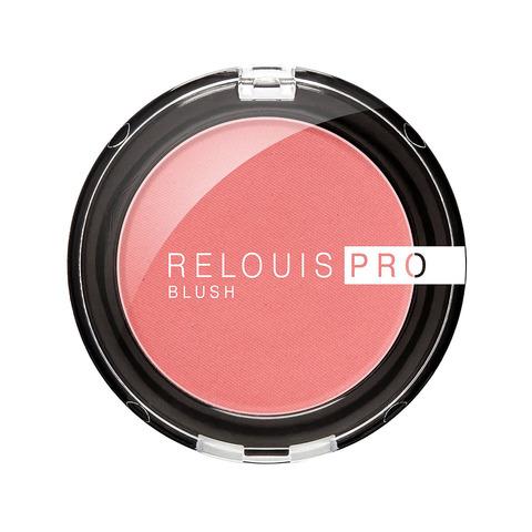 Relouis pro Румяна компактные Blush тон №73 Juicy peach
