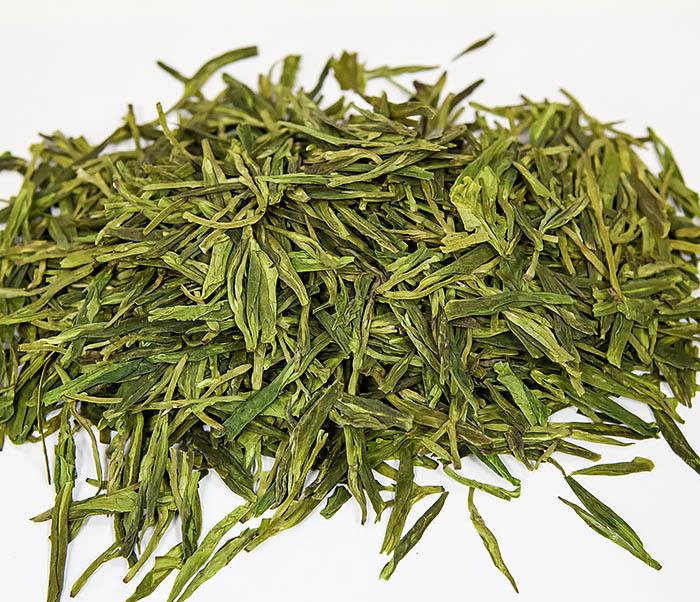 TEA-CH104-2 Зеленый чай Колодец дракона (Лун Цзин Си Ху, сорт «A», 10 гр) фото 02