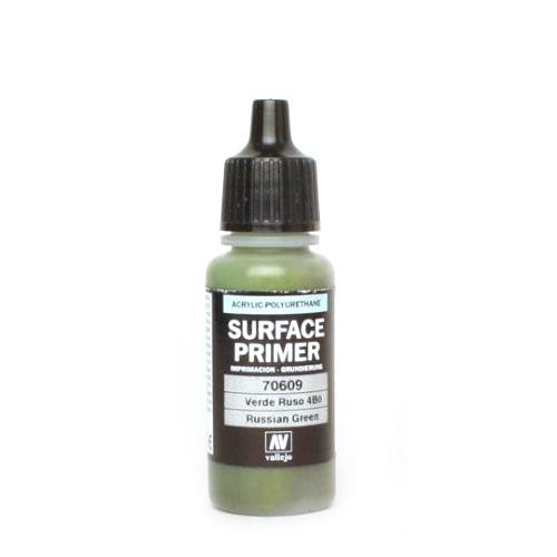 Surface Primer акриловый полиуретановый грунт, US Русский зеленый, 17 мл