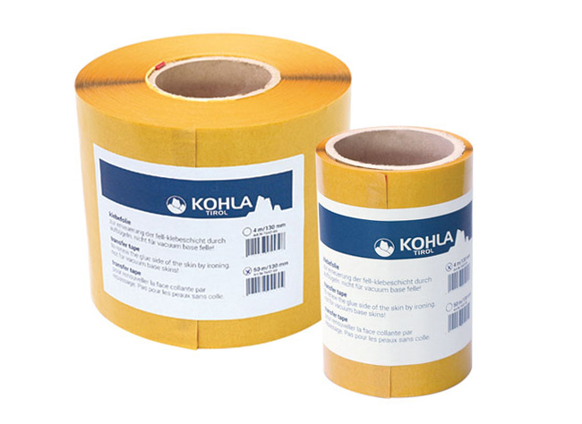 Лента с клеем Glue Transfer Tape 130ммX4м