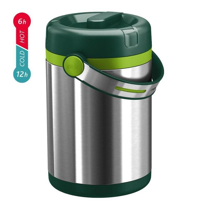 Термос для еды Emsa Mobility (1,7 литра) зеленый