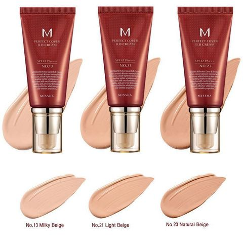 ББ крем Missha M Perfect Cover BB Cream 50ml.