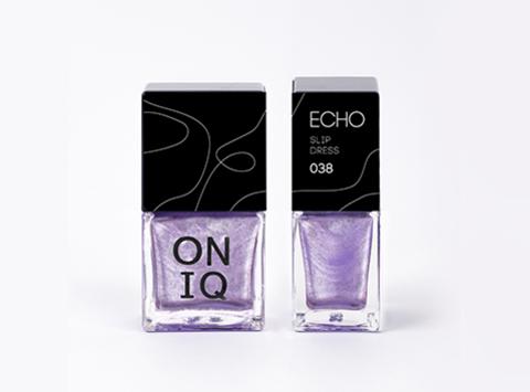 ONP-038 Лак для стемпинга. Echo: Slip Dress