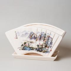 Горшок керамический  арт . 04639 средний