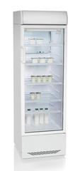 Среднетемпературный шкаф Бирюса 310Р  (с рекламой), +1...+10