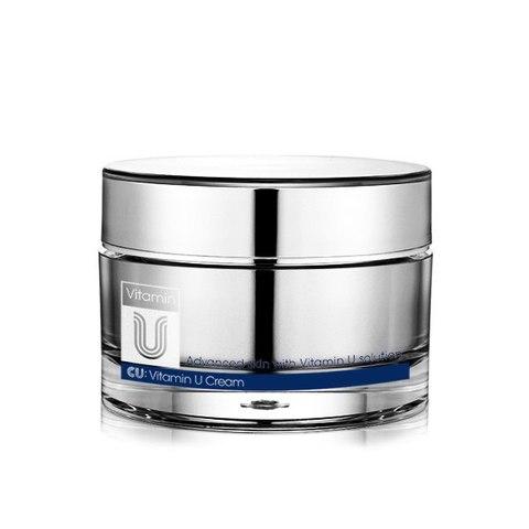 Антивозрастной крем с витамином U и пептидами, 50 мл / CU Skin Vitamin U Cream