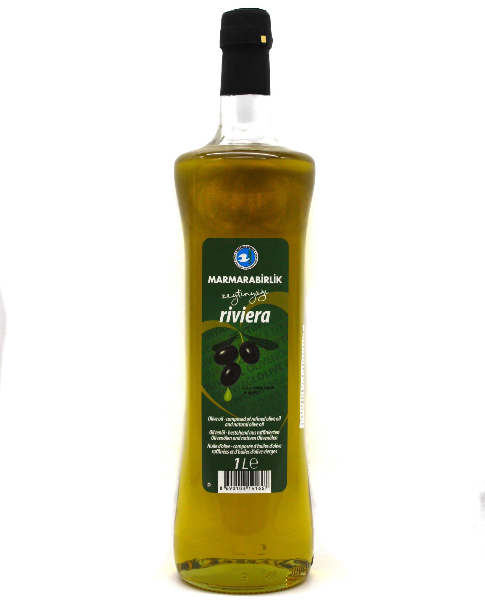 Оливковое масло Оливковое масло Riviera Extra Virgin, Marmarabirlik, 1 л import_files_8f_8f3e6141996d11e9a9ad484d7ecee297_d17e1ffca2e211e9a9ae484d7ecee297.jpg
