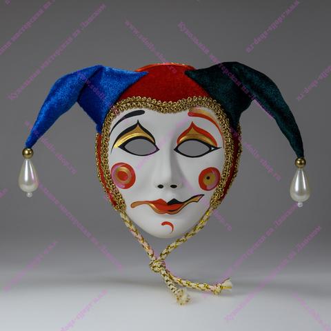 Шут - интерьерная маска