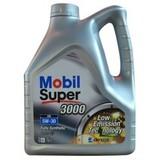 Mobil Super 3000 XE 5W30 Синтетическое моторное масло