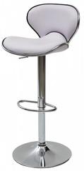 Барный стул DALLAS White C-102 белый