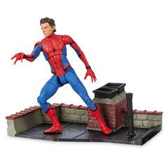Эксклюзивная фигурка Человек Паук (Spider-Man) Возврашение домой - Marvel Select, Dianey