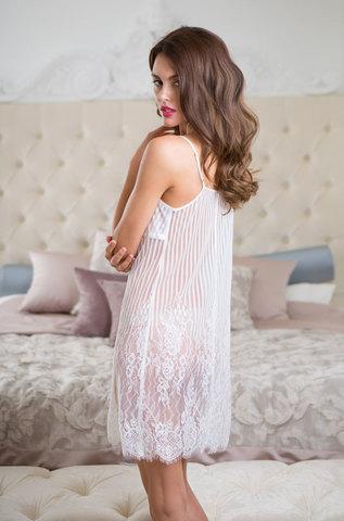 Сорочка женская  MIA-MIA Lolita Лолита 17460 белый