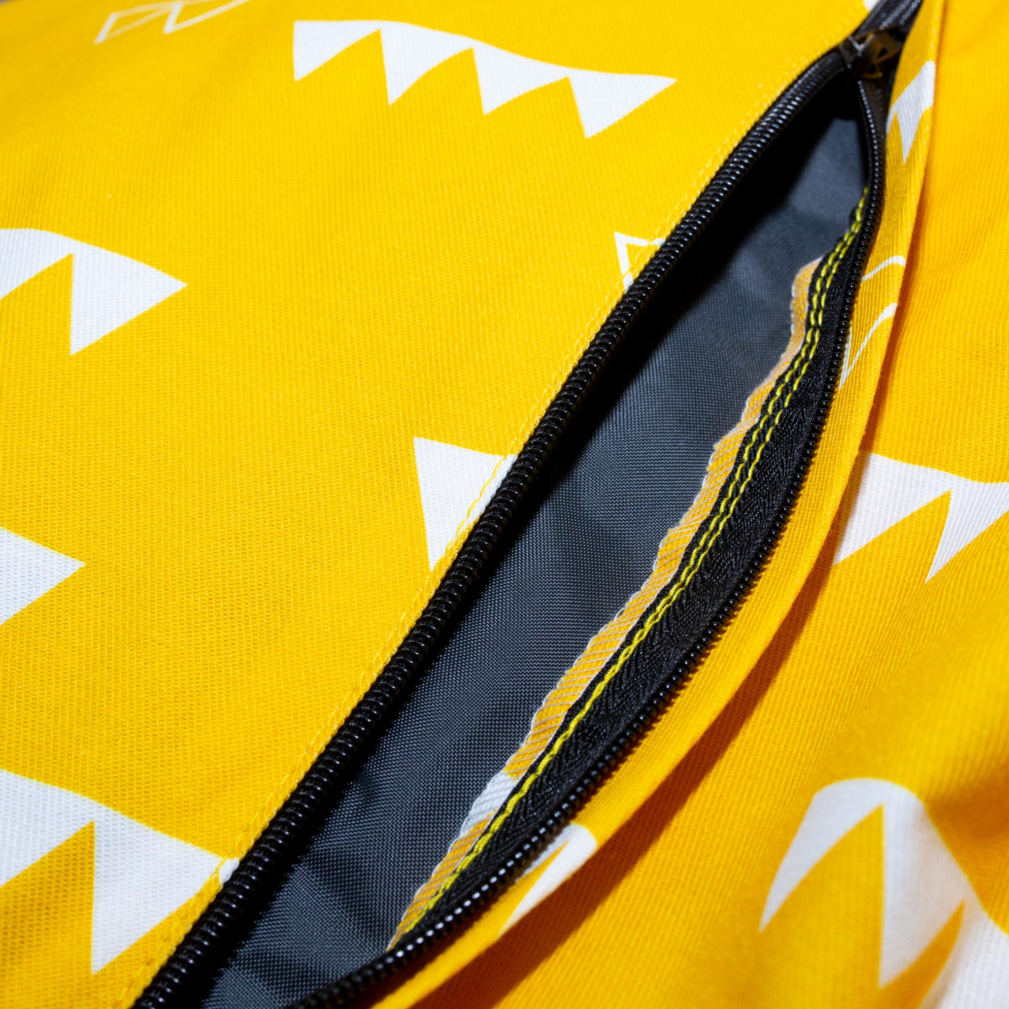 Груша M дизайнерская (жёлтая)