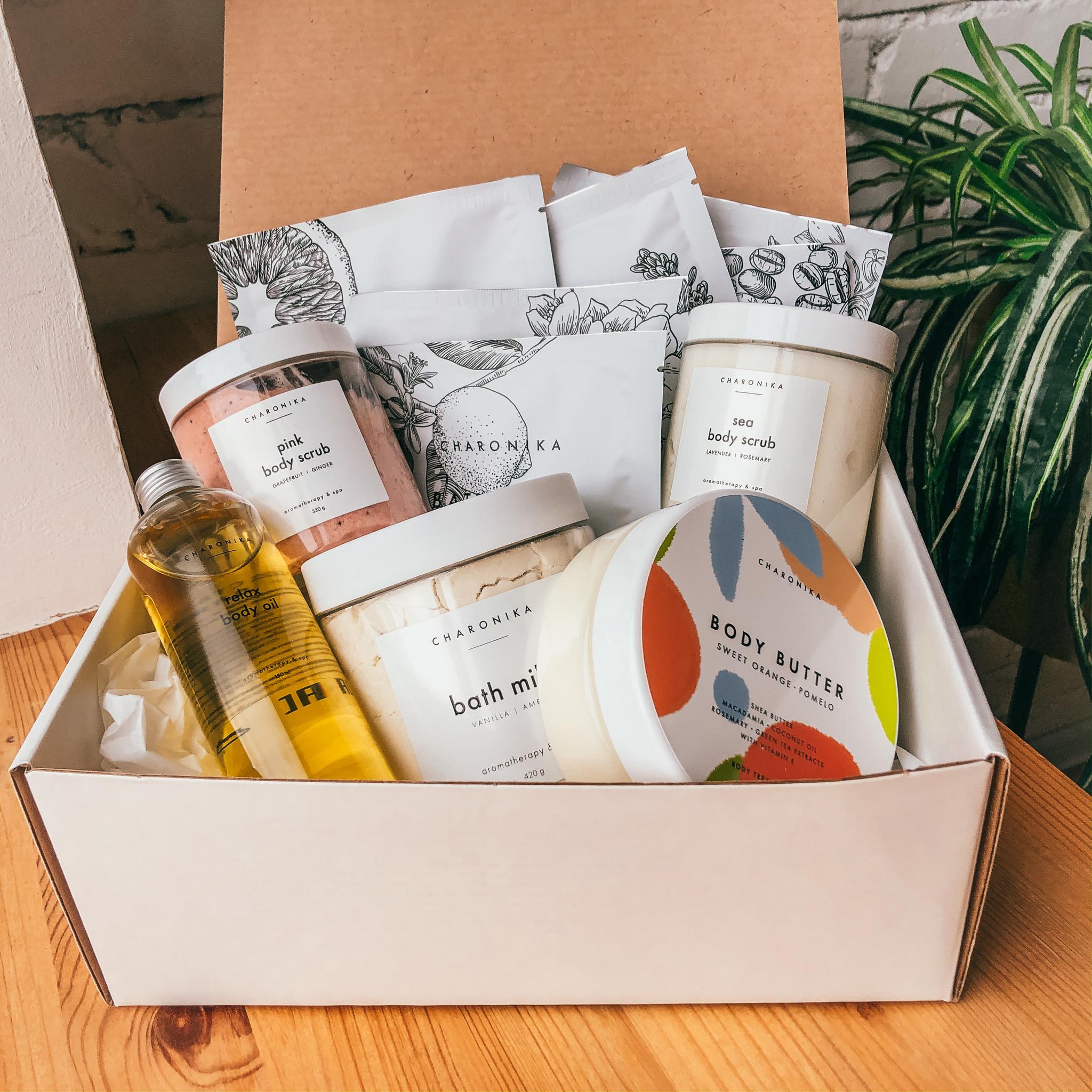 BOX by Galiya Berdnikova