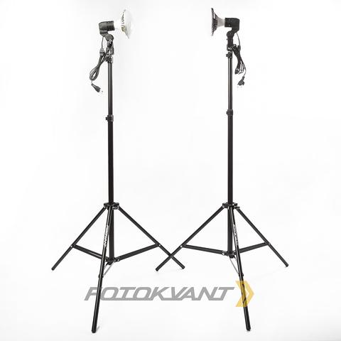 Комплект постоянного света Fotokvant LED-3 (DAN-3945)