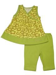 Комплект с1266к+319к желто-зеленый