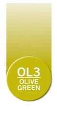 Чернила для маркеров Chameleon оливково-зеленые OL3, 25 мл