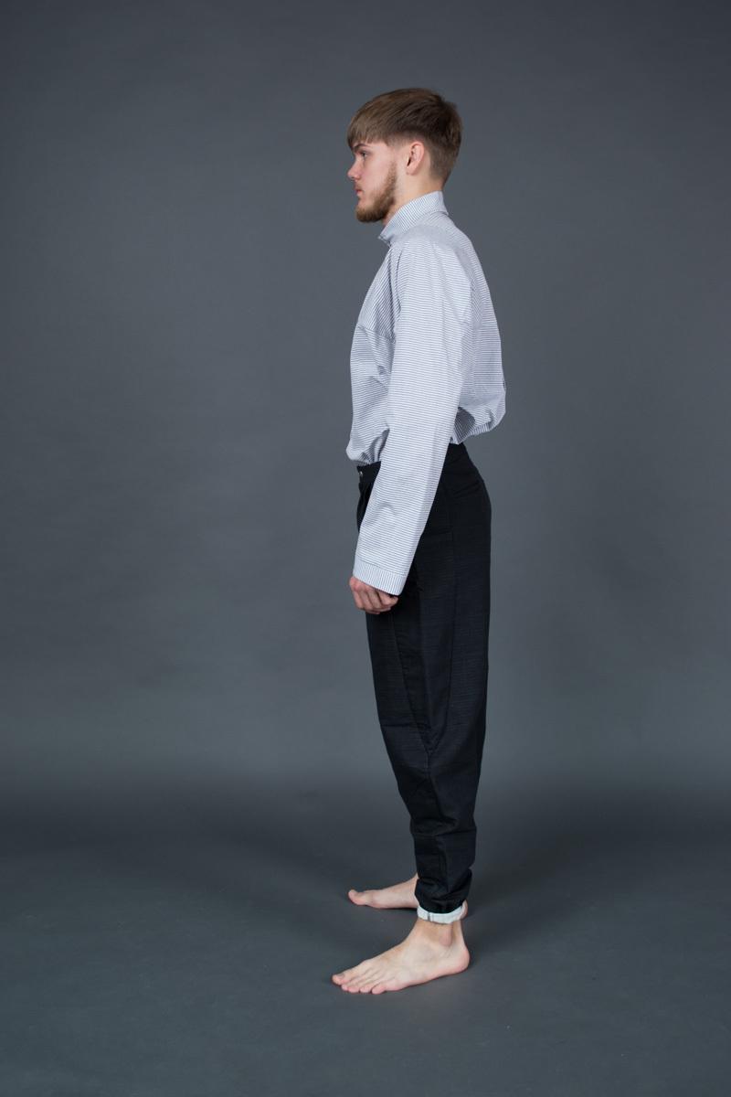 купить брюки «TARPAN» Black