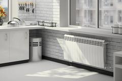 Радиатор биметаллический Royal Thermo Biliner Bianco Traffico 350 (белый)  - 12 секций