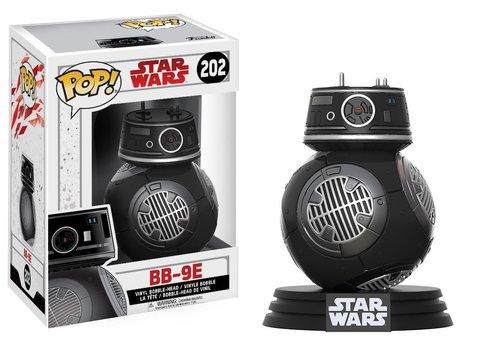Фигурка Funko POP! Bobble: Star Wars: E8 TLJ: BB-9E 14751