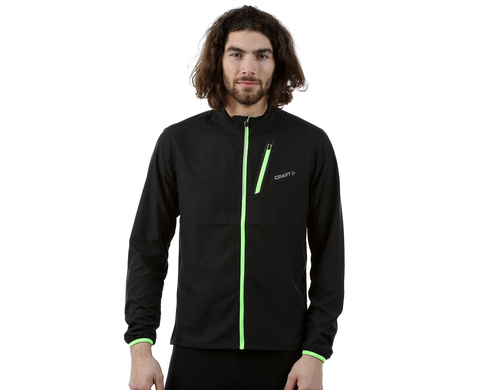 Куртка для бега Craft Devotion Run Black мужская