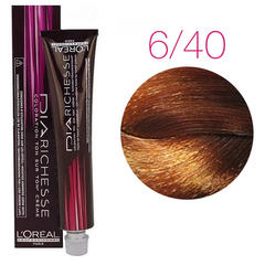 L'Oreal Professionnel Dia Richesse 6.40 (Медный) - Краска для волос