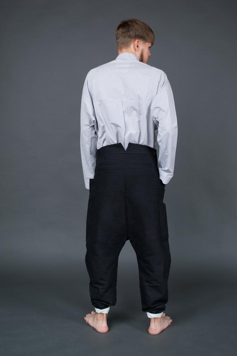 мужские дизайнерские брюки