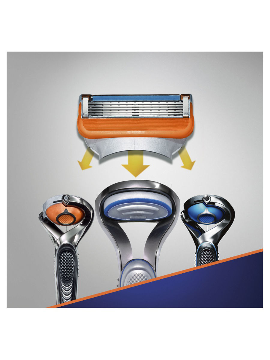 Gillette Fusion Power  2 шт