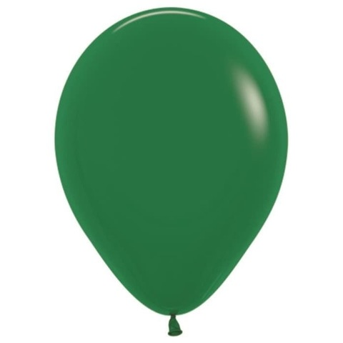 Шар Темно-Зеленый, 30 см