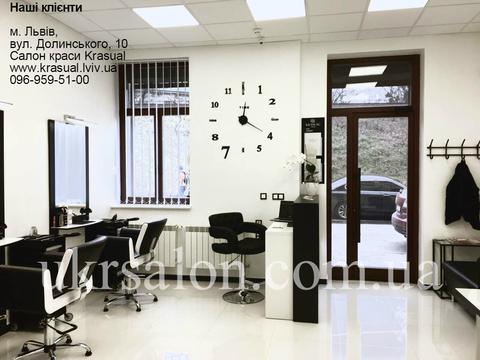 Фото 1 интерьера салона красоты Krasual