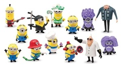 Despicable Me 2 Collectible Action Figure