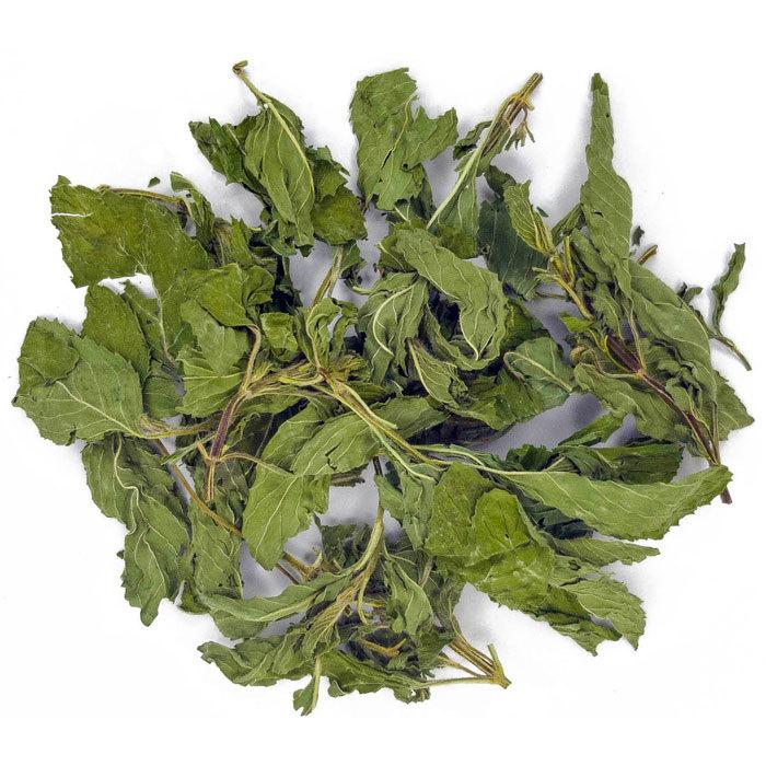 Травы и добавки Мята перечная, цельная трава mint.jpg