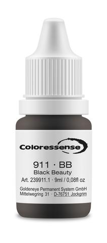 Black Beauty • 2,5 мл • Coloressense • пигмент-концентрат для век • BB