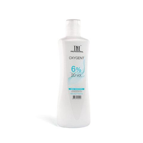 Крем-окислительTNL Oxigent 6% (20 vol.) Корея, 1000 мл