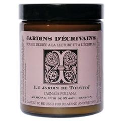 Ароматическая свеча «Сад Льва Толстого», Jardins d