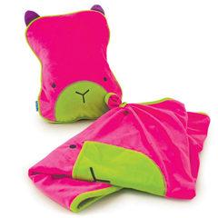 Бетси SnooziHedz: детский дорожный набор подушка и плед